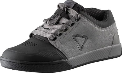 Leatt DBX 3.0 Flat pedal bike shoes in grey