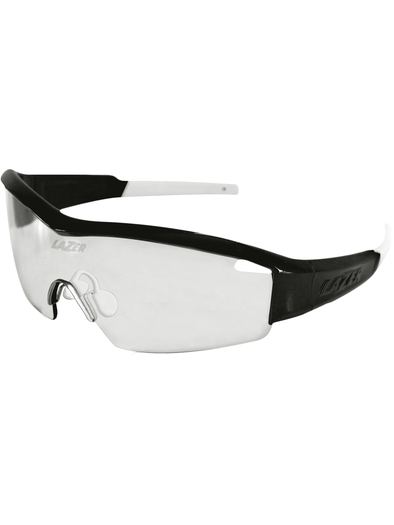 Lazer Solid State SS1 Photochromic Glasses - Gloss Black