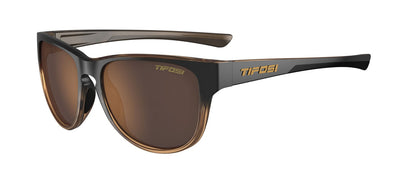 Tifosi Smoove Glasses Mocha Fade, Brown NO_MR Lens