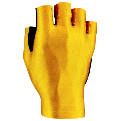 Supacaz Short Gloves Splash - Gold
