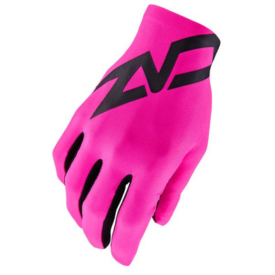 Supacaz SupaG Long Gloves Twisted Neon Pink