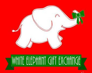 White Elephant Thanksgiving? Themed White Elephant Party?
