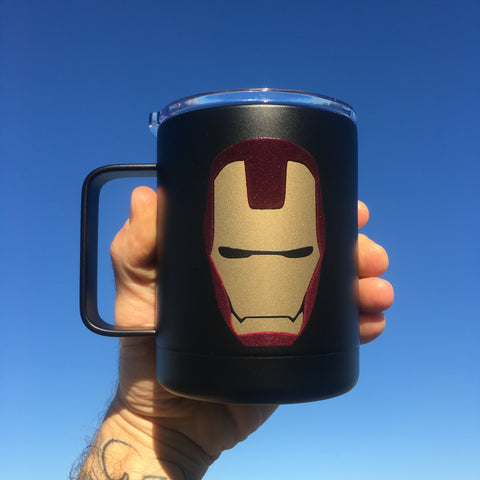 Male Superhero Collection - Iron Man-The Utensil Company