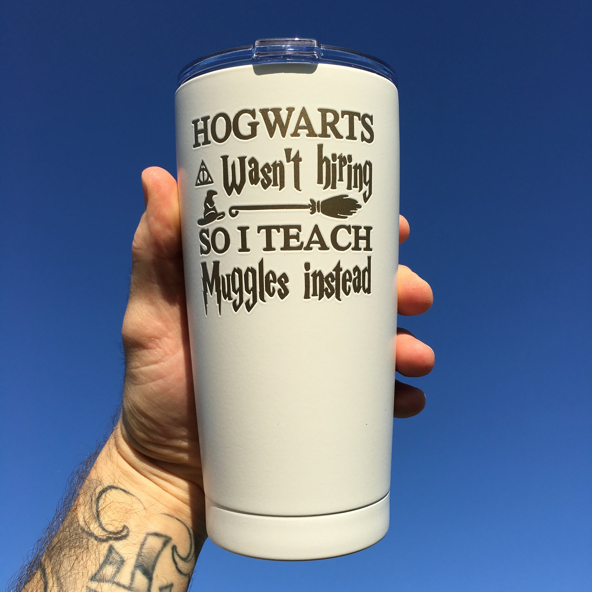 Muggle Teacher-The Utensil Company