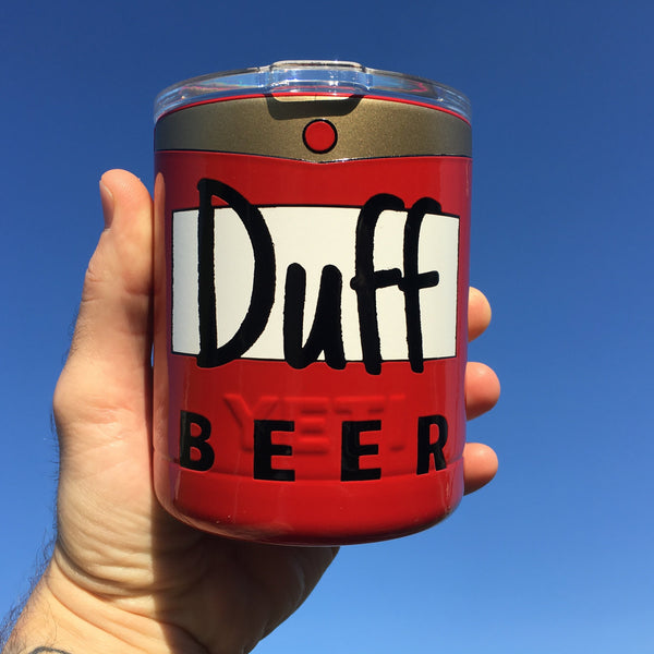 Duff Beer - The Utensil Company