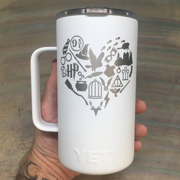 Harry Potter Yeti Mug