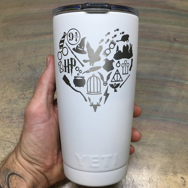 Harry Potter Yeti 20 Oz Rambler