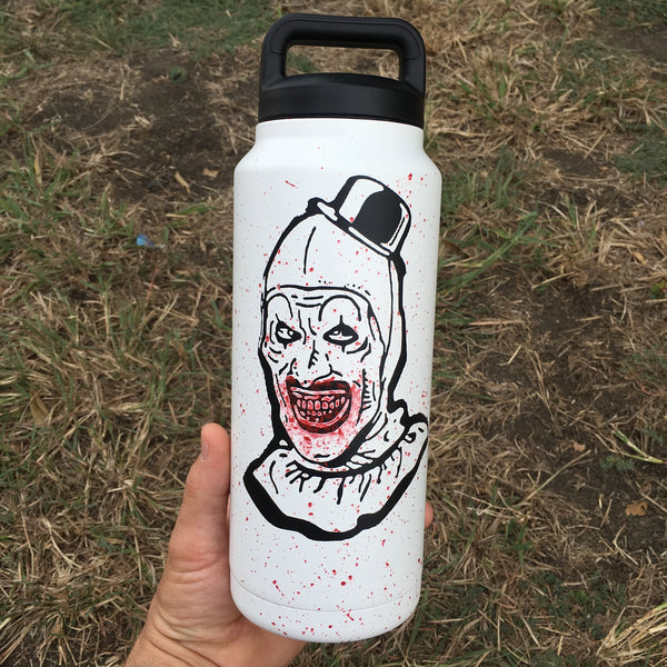 Horror Movie Collection - The Terrifier - Art The Clown-The Utensil Company