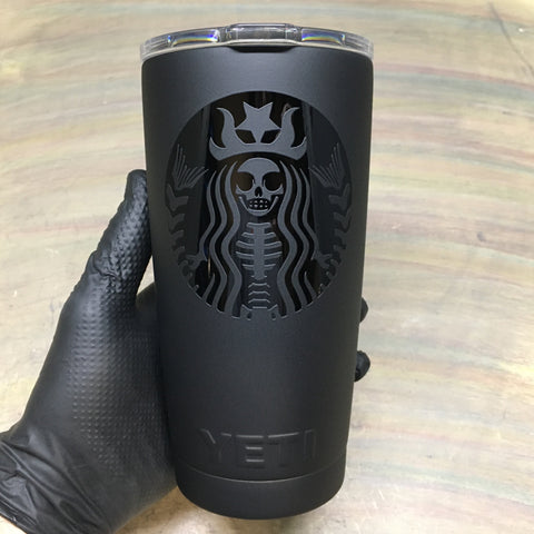 Custom Starbucks mug