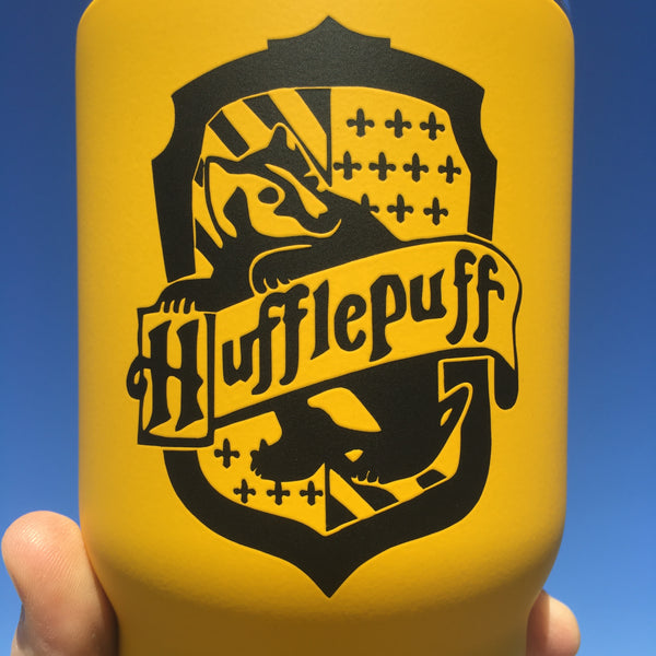 Hufflepuff House Crest-The Utensil Company