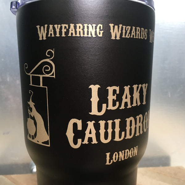 Leaky Cauldron Sign-The Utensil Company