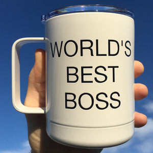 The Office - World's Best Boss Mug
