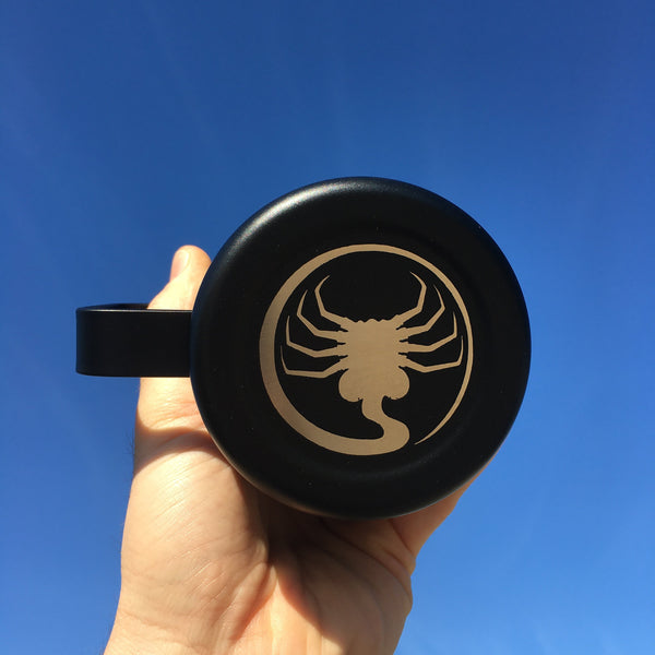 Alien - Xenomorph/Facehugger - Badge - The Utensil Company