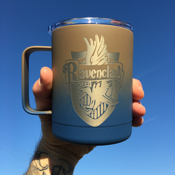 Ravenclaw House Crest - Ombre-The Utensil Company