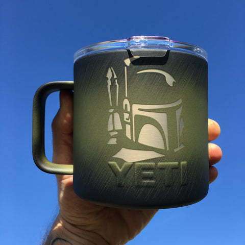 The Mercs Collection - Boba Fett-The Utensil Company