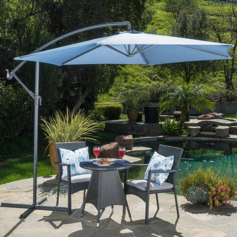 Maridel Outdoor Water Resistant Canopy Umbrella