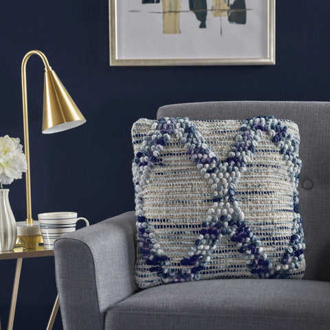 Thicket Cotton And Wool Pillow