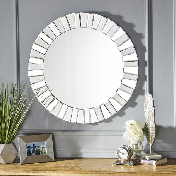 Hardy Star Wall Mirror