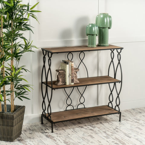 Mesa Rusty Firwood Bookcase