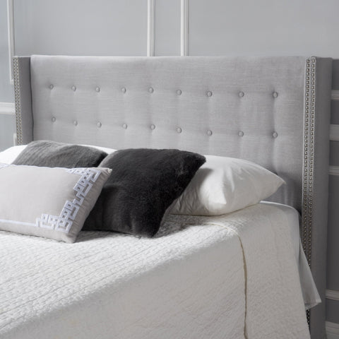 Keiko Fabric Full/ Queen Headboard