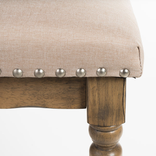 Osea Fabric Bar Stool