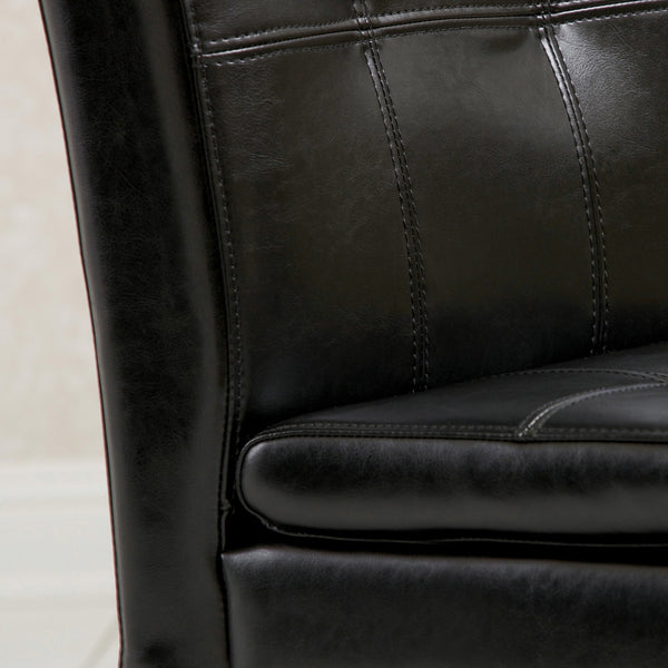 Cozumel Leather Dining Chair (Set Of 2)