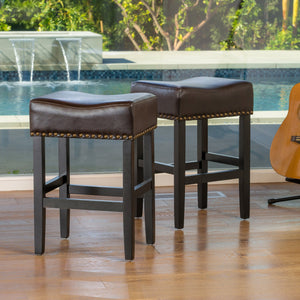 Linwood Backless Counter Stool (Set Of 2)