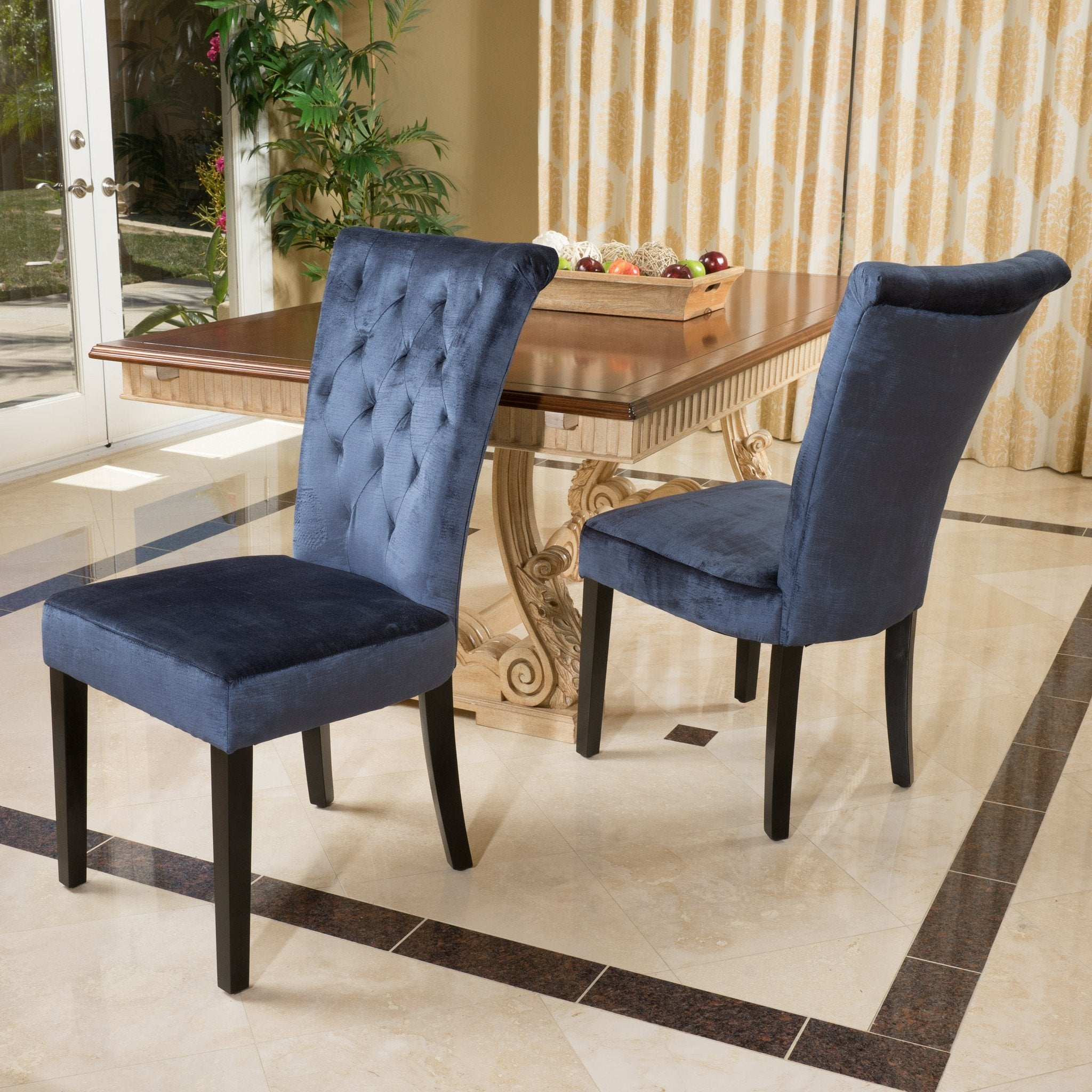 Viga Dining Chair (Set Of 2)