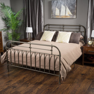 Napoli Iron Bed
