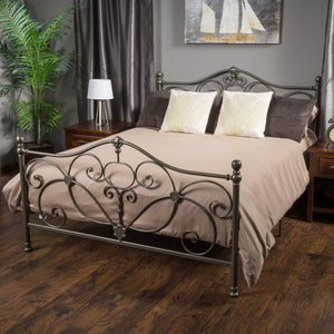 Cayton King Size Bed Frame