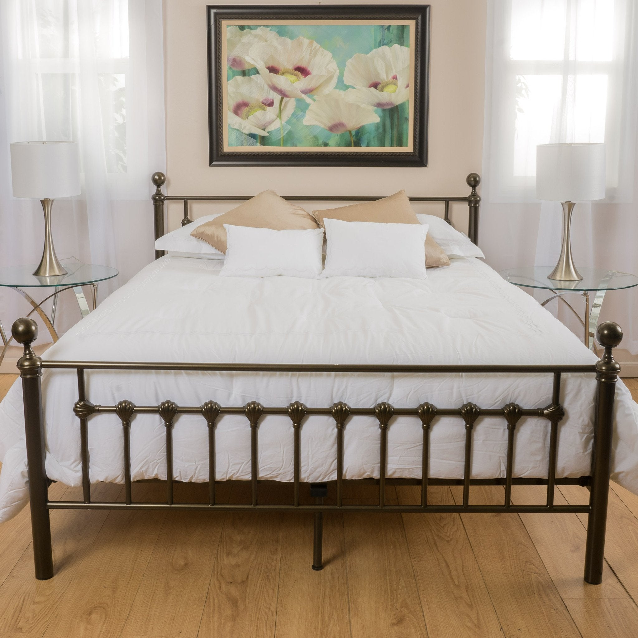 Seastar Queen Size Bed Frame