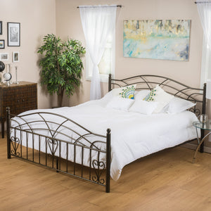 Brandywine King Size Bed Frame