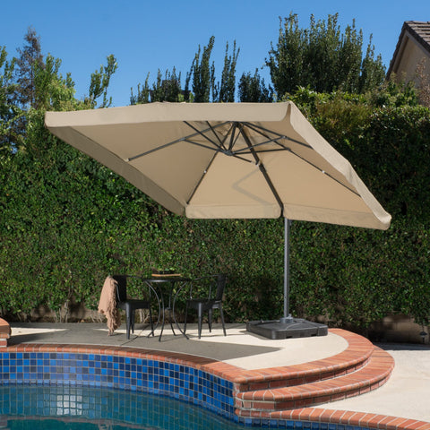 Melville Outdoor 9.5 Ft. Canopy Sunshade