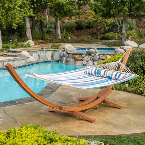 Rhodes Hammock With Stand