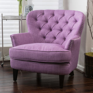 Sylvan Fabric Club Chair