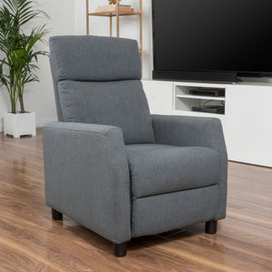 Swainson Fabric Recliner