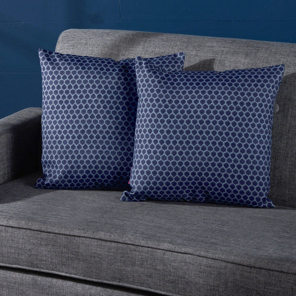 Daneen Print Fabric Throw Pillow