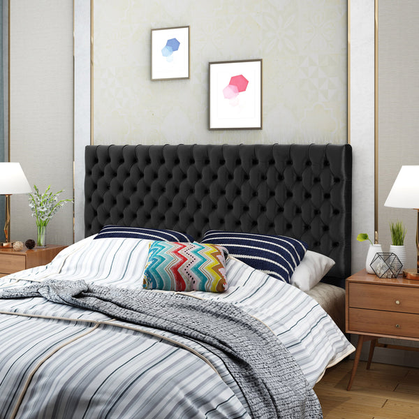 Jerry Tufted King/ Cal King Headboard