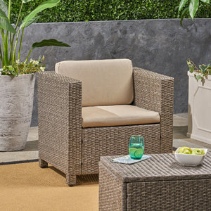 Preston Outdoor Patio Cushions For Club Chairs