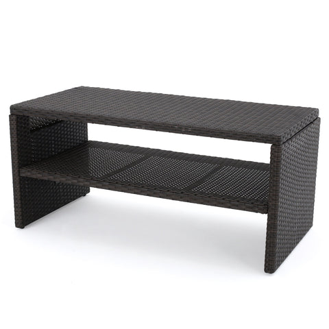 Spiro Outdoor Wicker Coffee Table