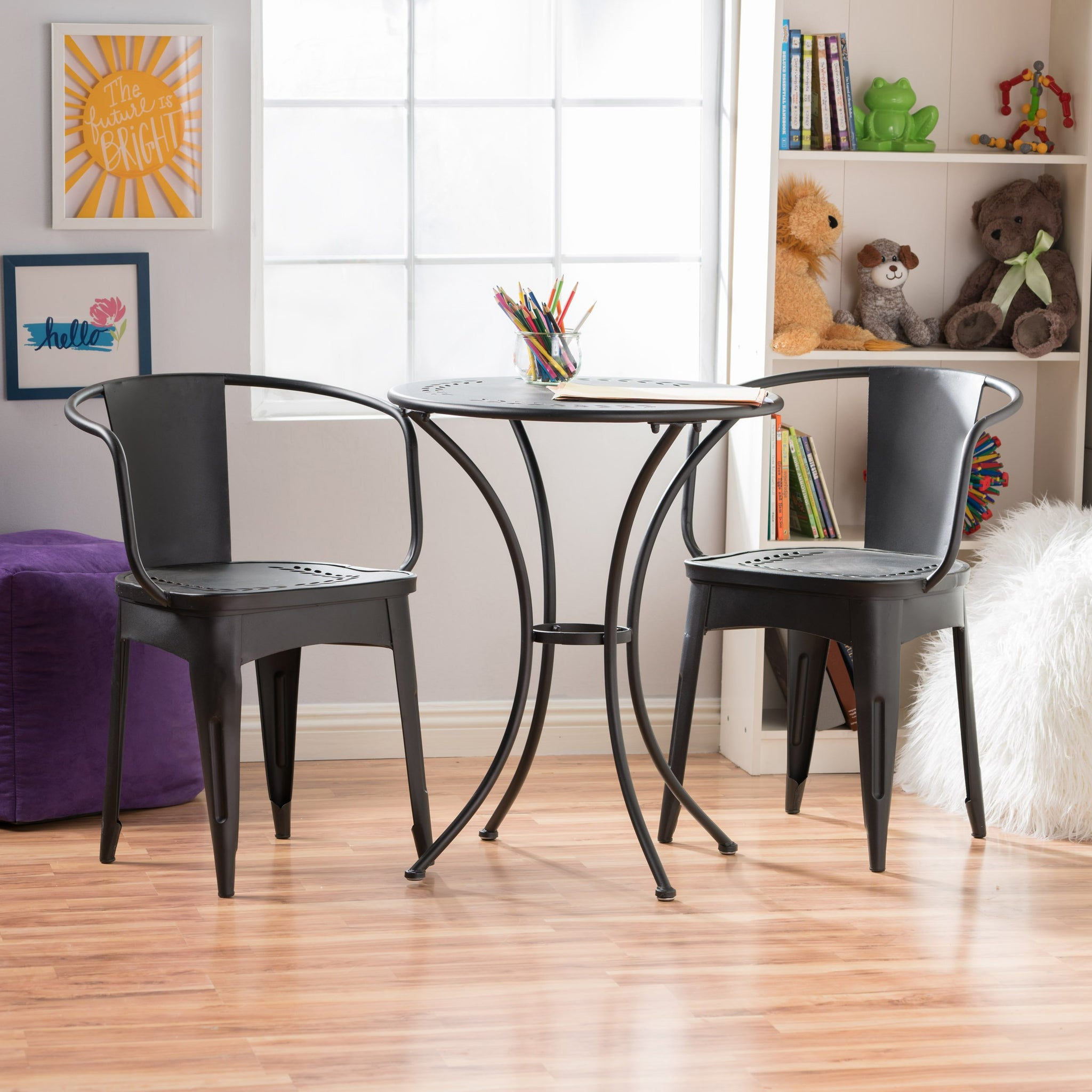 Augusta Childrens Table Chat Set