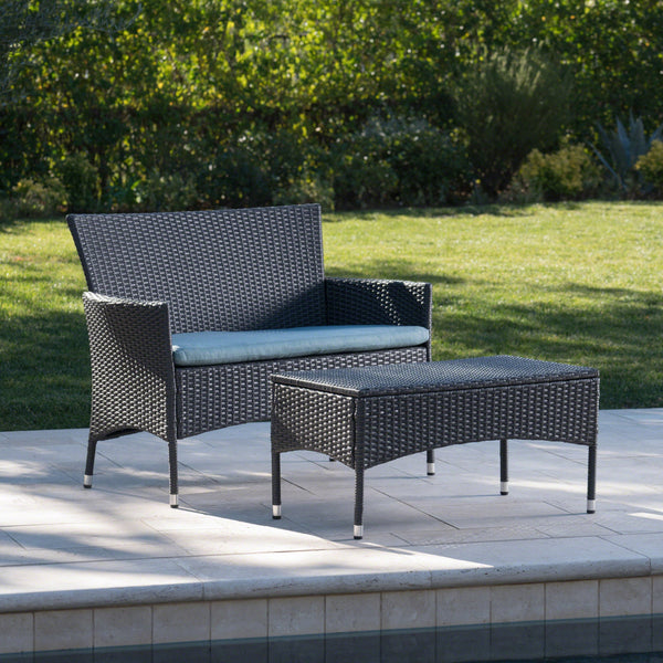 Malick - 2 Piece Outdoor Set