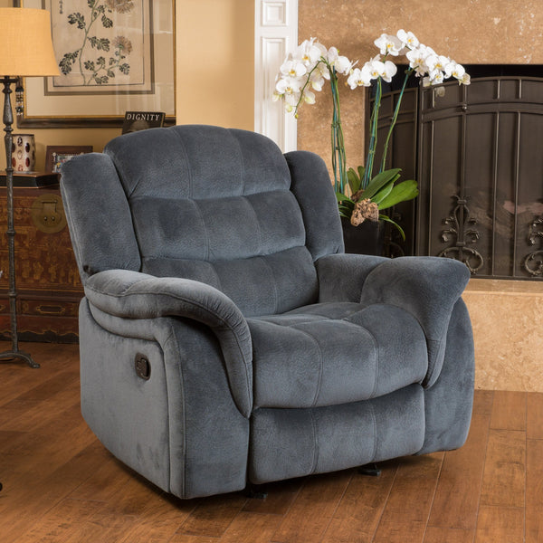 Haven Steel Glider Recliner