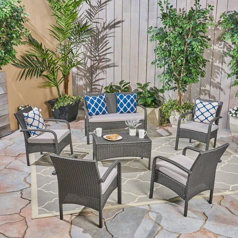 Corbin Patio Conversation Set