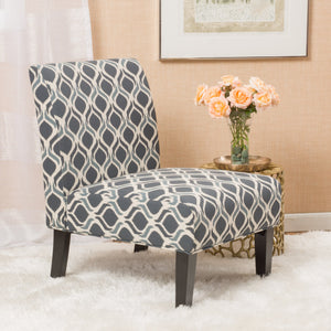 Karen / Fabric Accent Chair (Set Of 2)