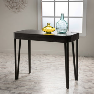 Amwell Faux Wood Console Table