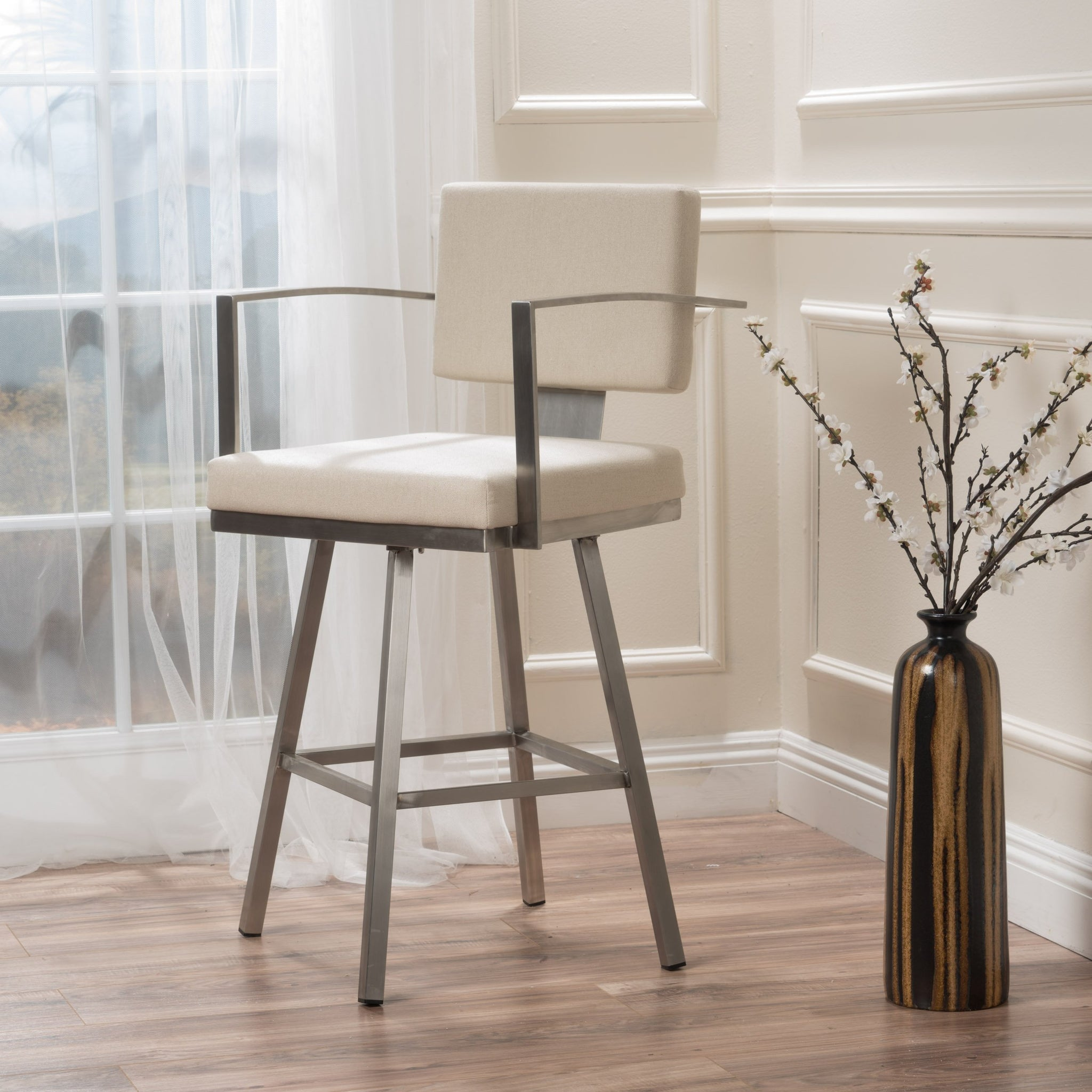 Biscayne Single Modern Counterstool