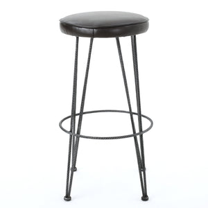 Incredible Angelica Metal Barstool With Hairpin Legs Gmtry Best Dining Table And Chair Ideas Images Gmtryco