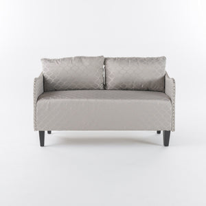 Adeline Fabric Loveseat