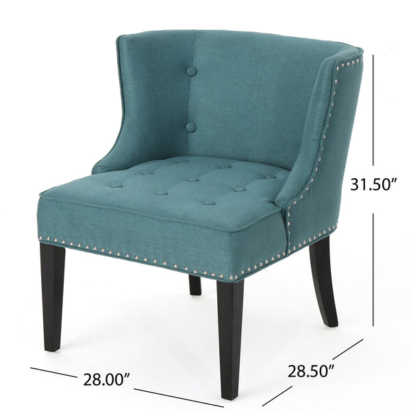 Acton Fabric Occassional Chair
